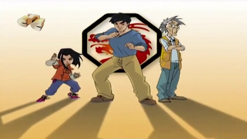 Jackie Chan Adventures [Bazinga] СТС