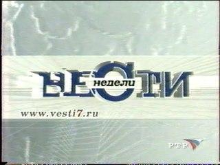 Вести недели (РТР, 16.06.2002) Фрагмент
