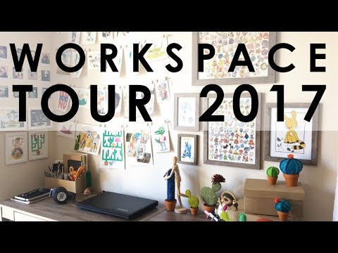 WORKSPACE TOUR 2017