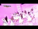 MShow 180302 우주소녀 WJSN - 꿈꾸는 마음으로 Dreams Come True Music Bank @ Cosmic Girls
