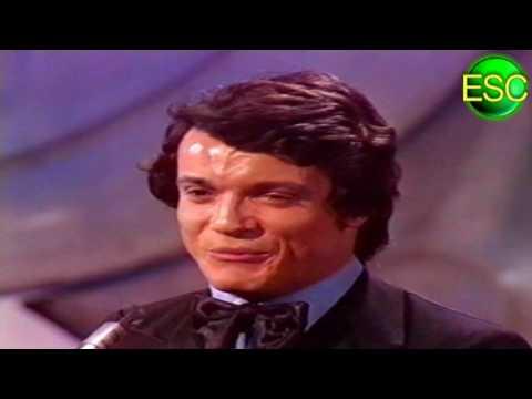 ESC 1971 11 - Italy - Massimo Ranieri - L'Amore È Un Attimo
