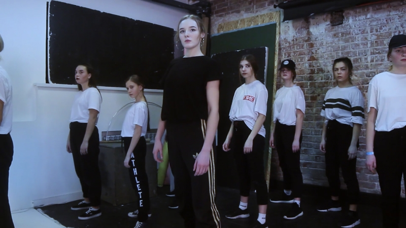 DANCE-COOL | LIGHTS OUT | Choreo by UNAL SONIA