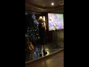 Элечка поёт на юбилее У друзей