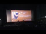 Евгений Григорьев о фильме «Напротив Левого берега» на встрече со зрителями в Ростове-на-Дону 27 января