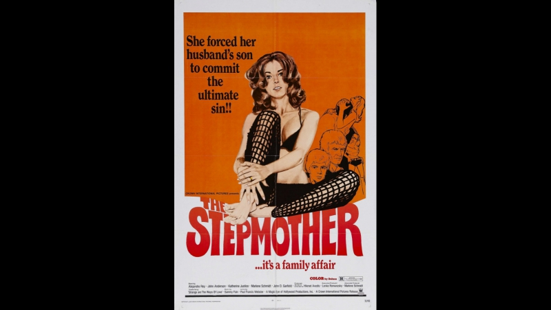 Мачеха \ The Stepmother (1972)