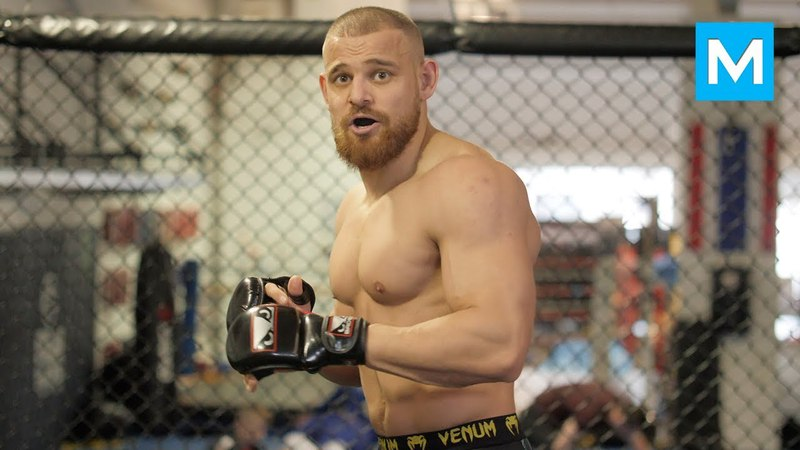 Conor McGregor's Prankster Goes to Real MMA | Muscle Madness