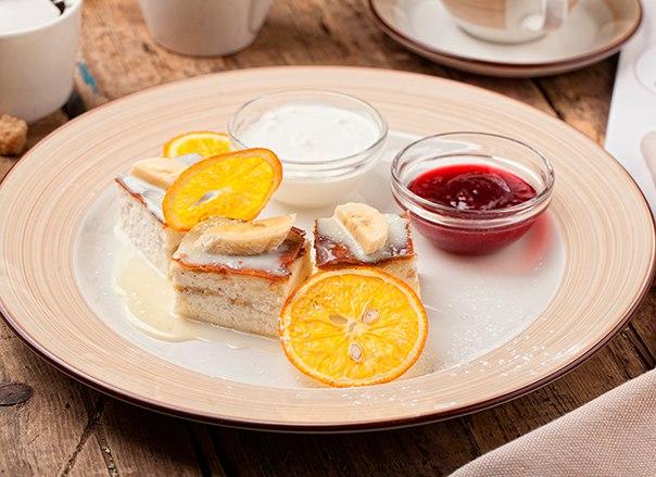 Рецепт для воскресного завтрака: творожно-банановая запеканка