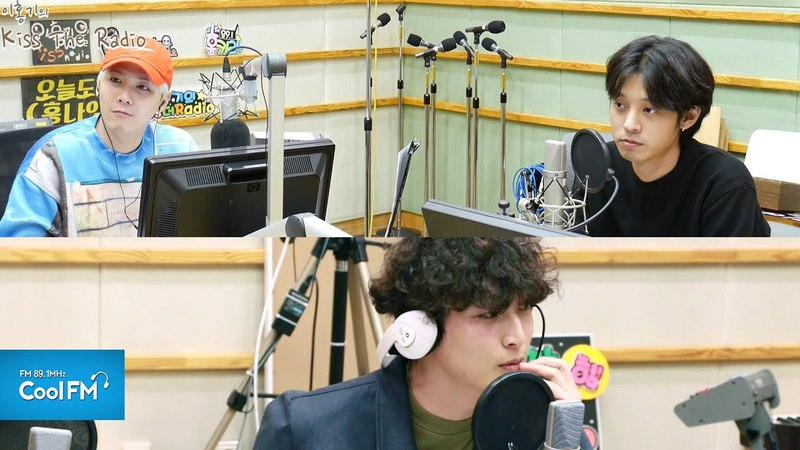 030418 Hongki's Kiss the Radio @ Чжинун (2AM), Чон Чжунён