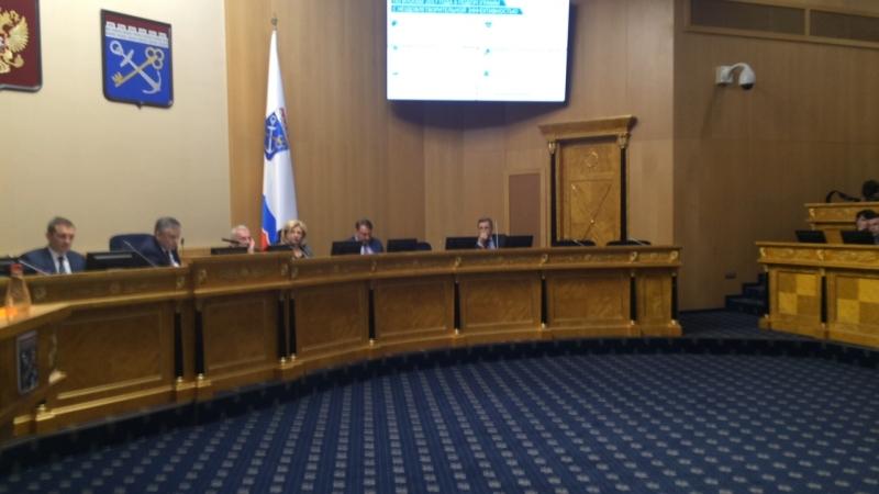 Заседание Правительства Ленинградской области