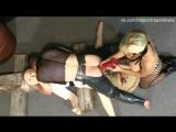 Dark Mistress Monica - Anal punishment slave