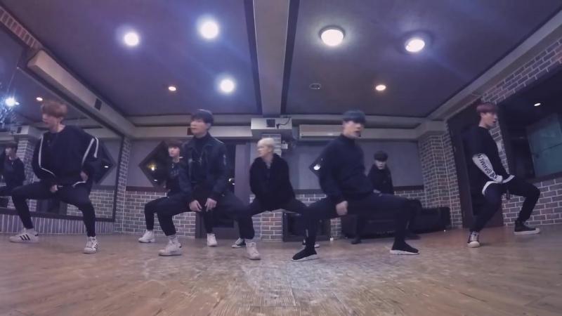Раюн | MVP | THE UNIT | Dance performance