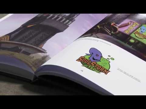 Oddworld Abe's Origins - A Book and Game Project from Indie by Design