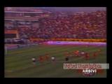 Lig Özetleri - 1986 - 1987 Sezonu - 33. Hafta - Beşiktaş 0-2 Galatasaray