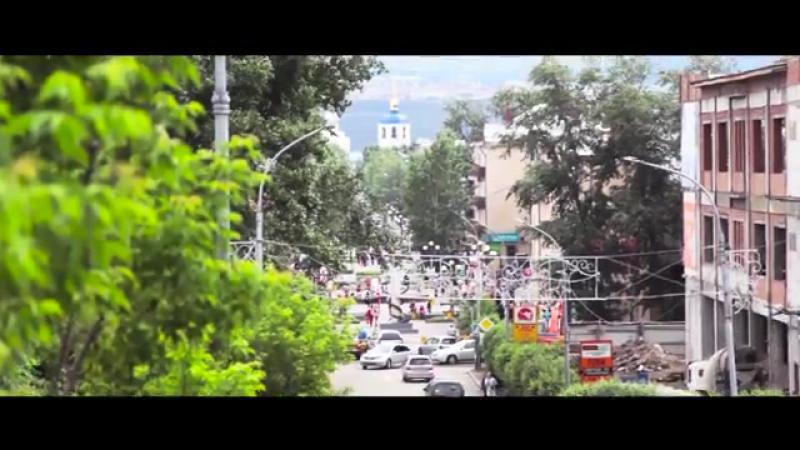 Улан-Удэ - город счастливых людей