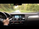 Crazy BMW X4, 3.0 diesel 258 horse power #bmw #bmwx4