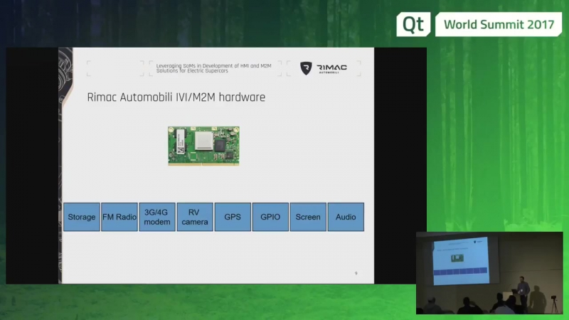 QtWS17 - System-on-Modules HMI and M2M solutions development