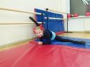 Урок акробатики