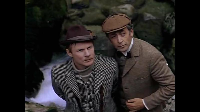 Приключения Шерлока Холмса и доктора Ватсона (1980) Смертельная схватка