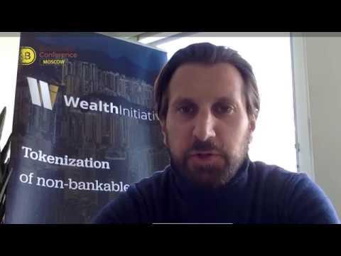 Дуглас Азар: «Токенизация – это предоставление ликвидности неликвидным активам»