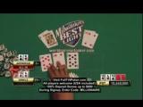 мега пиздец в покере АК вс Т4