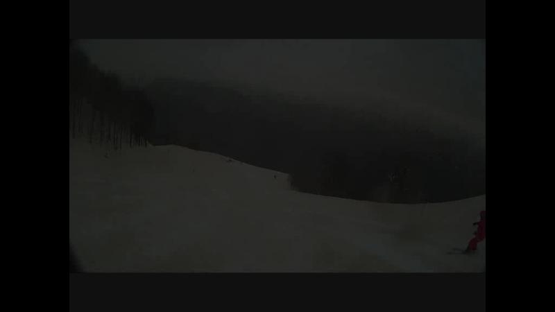 Ехали кататься по снегу, а получилось по песку)