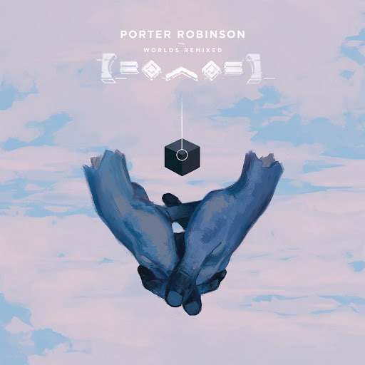 Porter Robinson альбом Flicker (Mat Zo Remix)