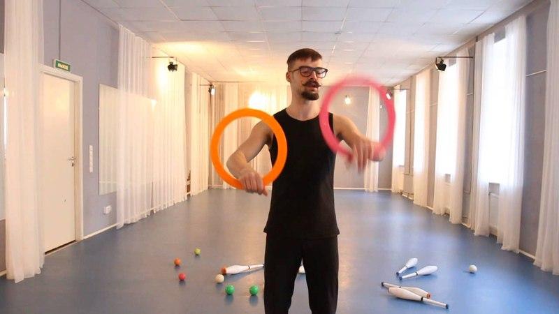 04. Мультиплексы кольцами (видео уроки от ПГ)