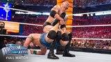 FULL MATCH - The Rock vs. John Cena -