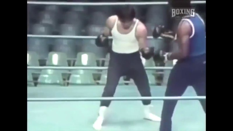 Creating Rocky Unseen Footage of Sylvester Stallone Carl Weathers