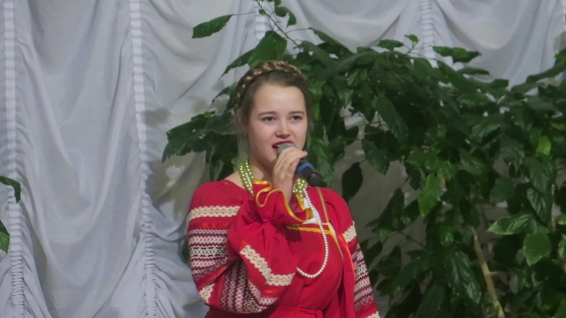 На концерте в помощь Кытыл Дьуре. Татьяна Арбугина Два сольди. 17.02.2018