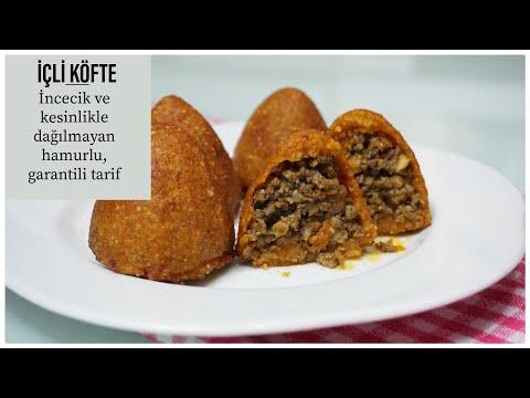 İçli köfte yapmak hiç bu kadar kolay olmadı Garantili içli köfte tarifi yemek tarifleri