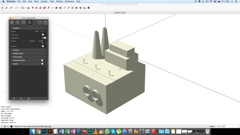 Простое 3D моделирование для веб дизайна Практика speed art в конце