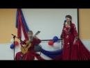 Наши гости из Зеленодольска - Ольга Азгамова и Евгения Королькова