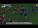 Slava v Enisei-STM. Full game _ Russian Rugby Championship 2016 (1)
