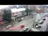 ДТП Сочи - ул. Донская (22 декабря)