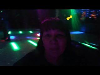 20180113 Ретро клуб Дубай д.р. Галыма(белый)