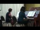 8Концерт ко дню музыки и учителя в ДМШ №6 - Арагонская хота 4.10.2017 Нижнекамск