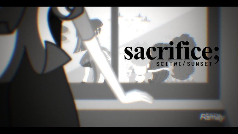 [sacrifice] - SunsetSciTwi