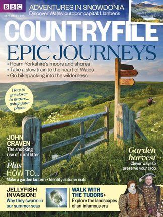 BBC Countryfile - September 2017 thumbnail