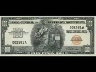 Banknotes of the Dominican Republic_Paper money of the Dominican Republic