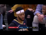 Anthony Davis ANKLE BREAKS 2 NBA PLAYERS AT THE SAME TIME!!!