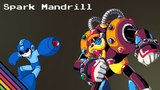 Spark Mandrill 8-BIT - Mega Man X