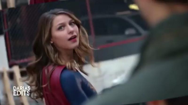 Supergirl arrow vines kara danvers oliver queen