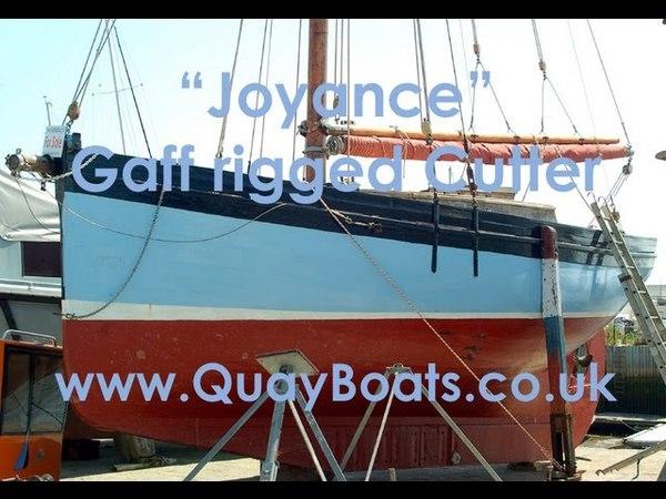 Joyance Gaff Yacht