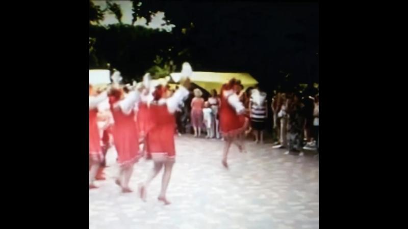 Ансамбль В Мире Танца на ТВ в новостях! 05.08.17. ВЕСТИ ТАМБОВ