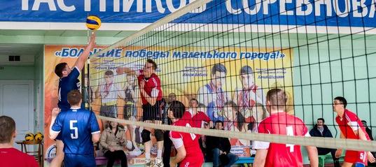 В Усть-Илимске стартует городская спартакиада