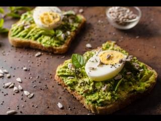 2 здоровых сэндвич-рецепта