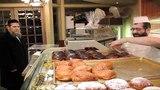Chanukah Donuts at Weiss Kosher Bakery