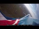 Полёт Российского самолёта МиГ-29 в СТРАТОСФЕРУ на высоту 30 000 метров . Красот
