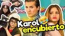 Karol sorprende a sus Fans Memo Aponte